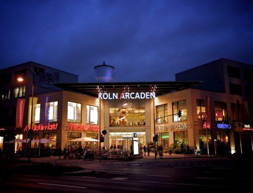 Köln Arcaden in Kalk
