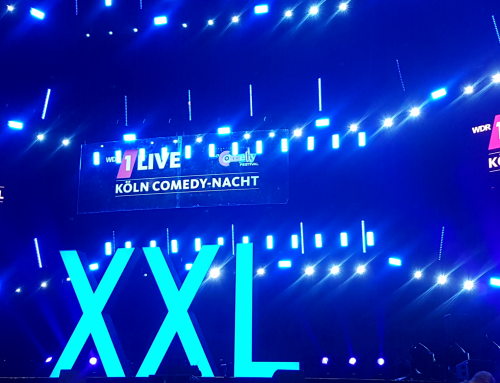 Rheinerlei beim Köln Comedy Festival Teil 1: 1Live Comedy-Nacht XXL