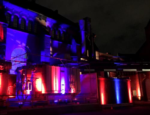 Rheinerlei bei der Kölner Theaternacht 2018