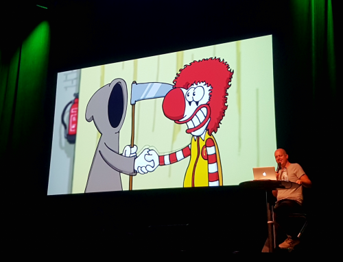 Rheinerlei beim Köln Comedy Festival 2018 Teil 2: Ruthe