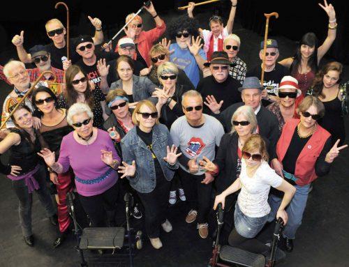 The Rock 'n Rollator Show – Volksbühne am Rudolfplatz