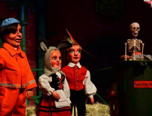 Rheinerlei in der Kinderpuppensitzung – Hänneschen – Theater