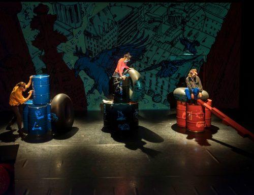Rheinerlei in der Agentur für Diebstahl – COMEDIA-Theater