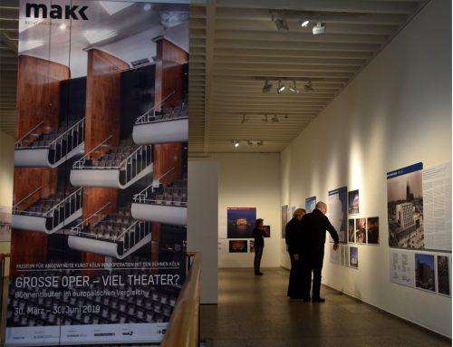 Große Oper – viel Theater? – Museum für Angewandte Kunst Köln