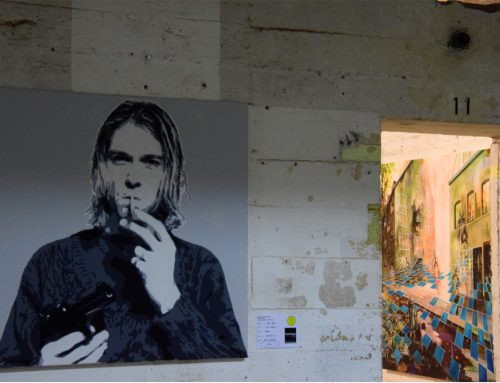 Kunstroute Ehrenfeld + Kunststation im bunker k101