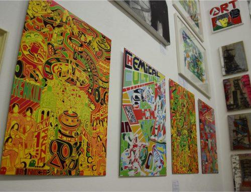 V. eyegenartige Kunsttage – Galerie eyegenart