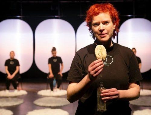 "Rheinerlei in ""Revolt. She Said. Revolt Again"" – Freies Werkstatt Theater"