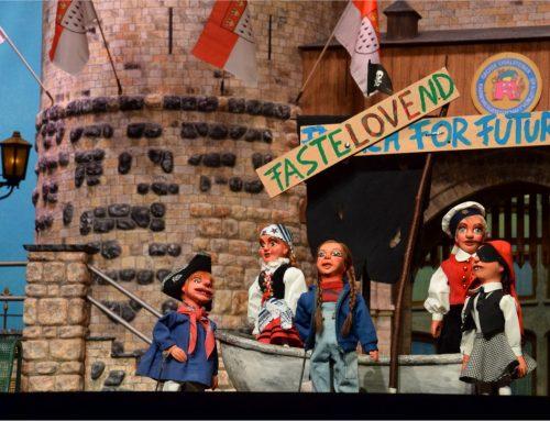 Rheinerlei in der Puppensitzung für Kinder 2020 – Hänneschen-Theater