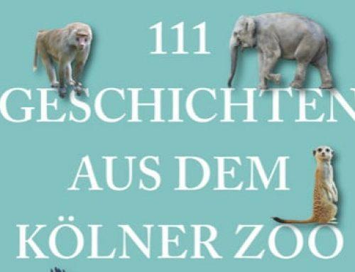 """Rheinerlei liest """"111 Geschichten aus dem Kölner Zoo, die man kennen muss"""""""