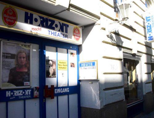 Kultur im Lockdown-Modus – Wie geht es dem Horizont Theater?