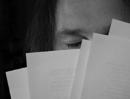 """""""alle nutten schlafen noch/dunkelbeete"""" – Eine Lesung im Grevy Kunstraum"""