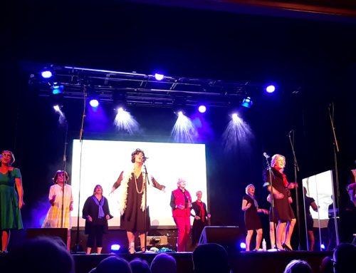 Konzert-Zeit: Rheinerlei beim Benefizkonzert der Volksbühne