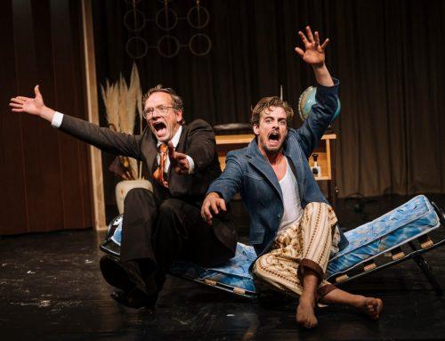 """Rheinerlei in """"Der Revisor"""" – Theater im Bauturm"""
