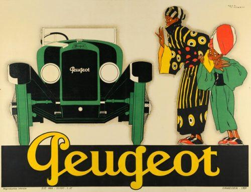 """Art Deco – Grafikdesign aus Paris"" – Käthe Kollwitz Museum"