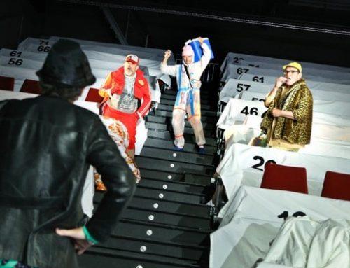 """Rheinerlei in """"Warten auf Godot"""" – Schauspiel Köln"""