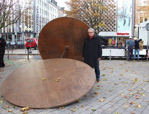 Eine Doppelachse für den Friesenplatz