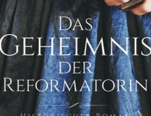 """Rheinerlei liest """"Das Geheimnis der Reformatorin"""""""
