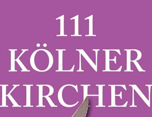 """Rheinerlei liest """"111 Kölner Kirchen, die man gesehen haben muss"""""""