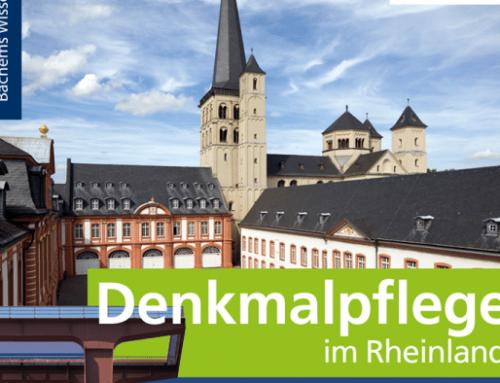 """Rheinerlei liest """"Denkmalpflege im Rheinland"""""""