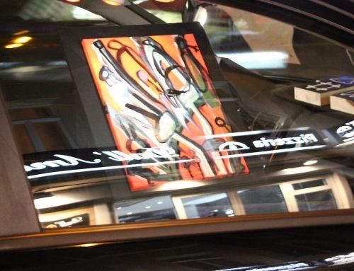 Not macht erfinderisch – Joanna Stange tourt ihre Kunst durch halb Köln
