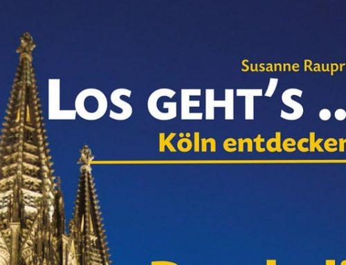 """Rheinerlei liest """"Los geht's … Köln entdecken! Durch die Altstadt"""""""