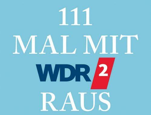 """Rheinerlei liest """"111 Mal mit WDR 2 raus in den Westen"""""""