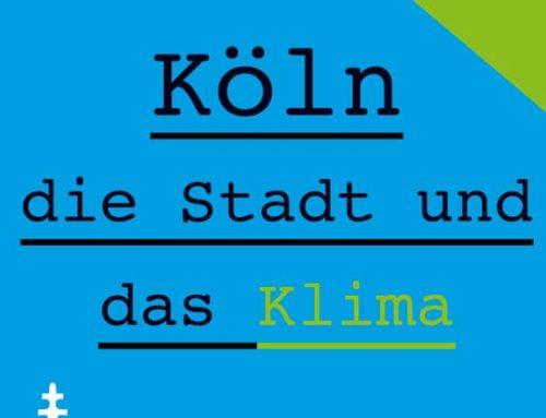 """Rheinerlei liest """"Klatsch 2: Köln – die Stadt und das Klima"""""""