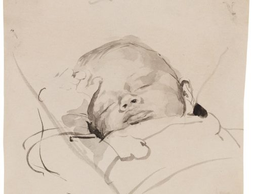 Portraitzeichnungen und japanische Keramik im Käthe Kollwitz Museum