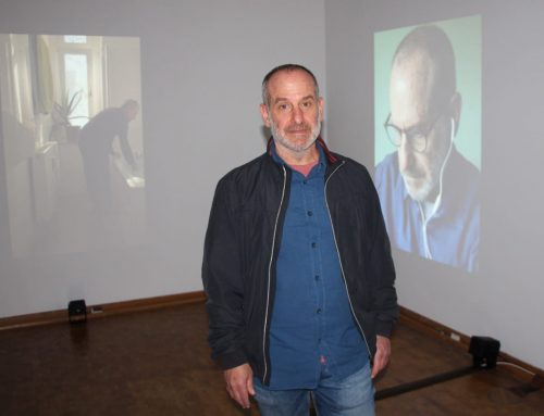 """Boaz Kaizman. Grünanlagen"" – Museum Ludwig"