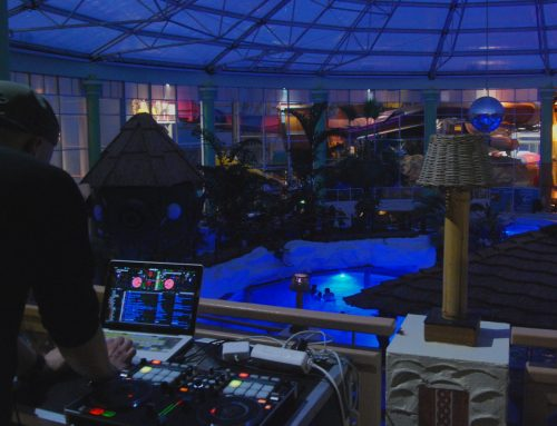 AQUAparty im Aqualand
