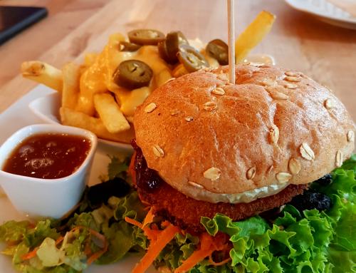 Bunte Burger