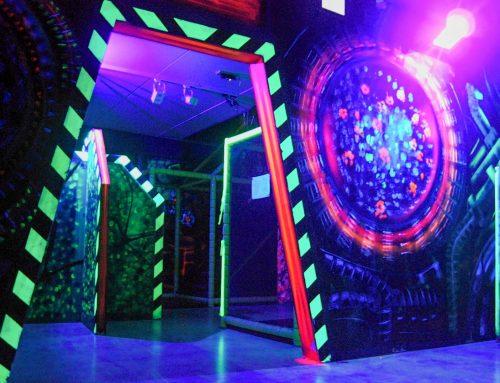 3D Lasersports