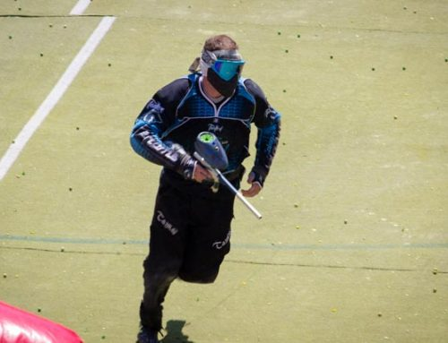 Paintball Fun Cologne – Halle99