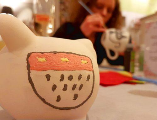 Rheinerlei im pottery art café